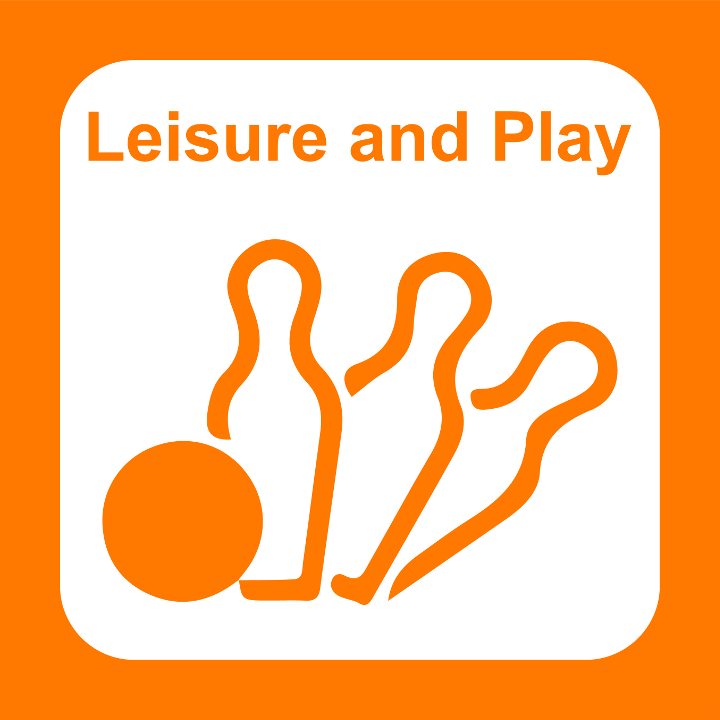 Leisure and Play icon