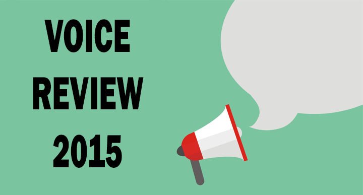 VOICE REVIEW 2015